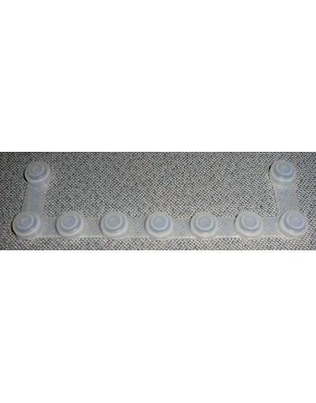 Уплътнение за защита на бутоните на съдомиялна машина