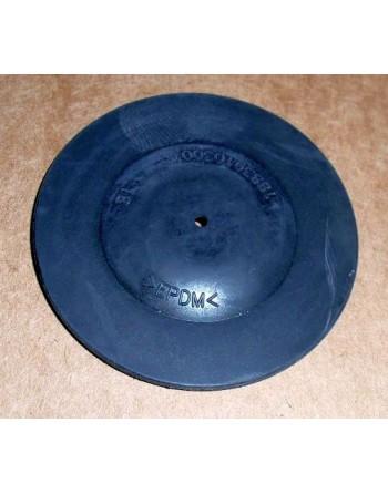 Уплътнение на капака на омекотителя за вода на съдомиялна машина
