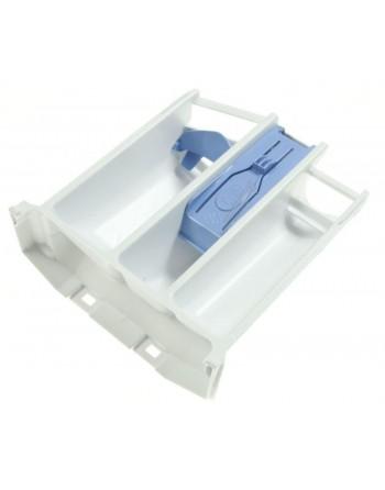 Чекмедже за прах със сифон за пералня