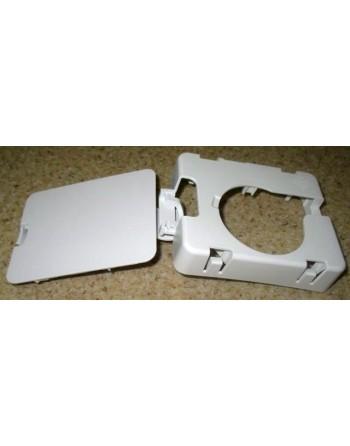 Капак на филтъра на помпата за източване на пералня